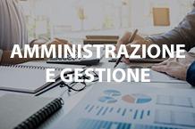 amministrazione e gestione