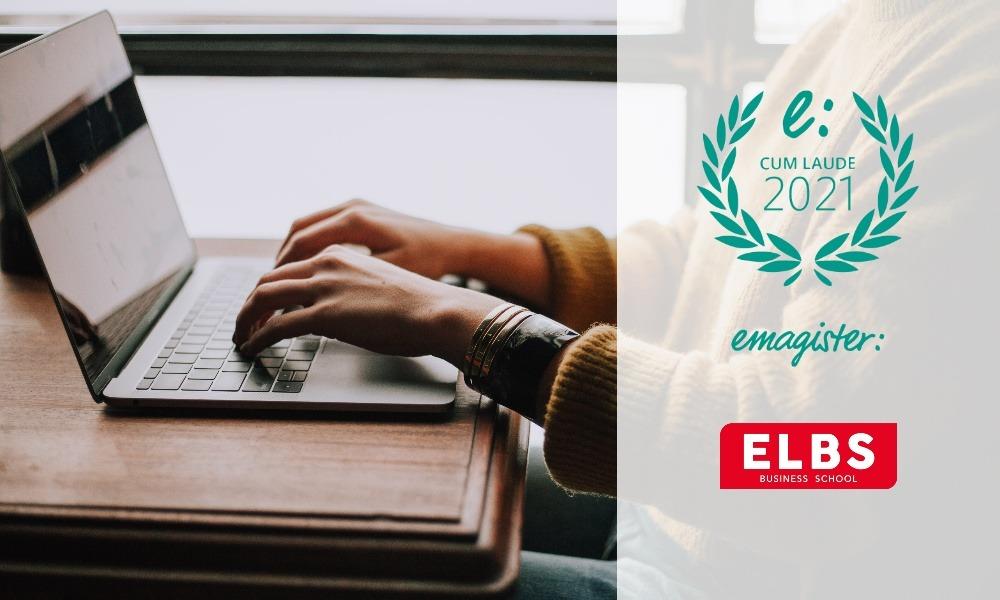 Elbs Business School ottiene il Marchio Cum Laude 2021